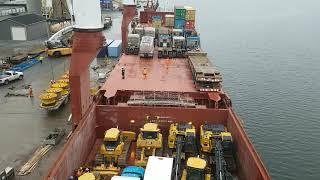 Video Acadia Desgagnes loading General cargo in Argentia, Newfoundland. MP3, 3GP, MP4, WEBM, AVI, FLV Oktober 2018