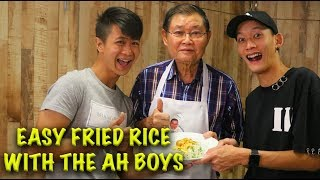 Video Papa Chong Cooks 庄爸爸庄大厨 Ep 6 | Traditional Kampong Fried Rice with Maxi Lim and Noah Yap of ABTM4!!! MP3, 3GP, MP4, WEBM, AVI, FLV Agustus 2018