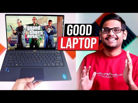 Acer Swift 5 - Intel 11th Gen. Core i7 Laptop - Very Fast 🔥🔥🔥