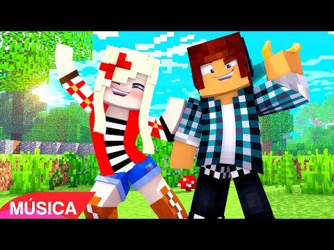 Minecraft Música ♫ - SIM, EU VOU !! | Minecraft Song ♪ Feat. Brancoala (Minecraft Animation)