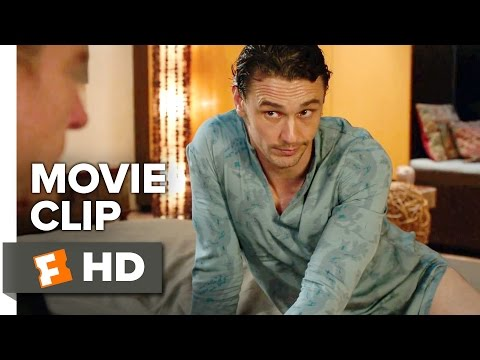 Why Him? Movie CLIP - Check-in (2016) - Bryan Cranston Movie