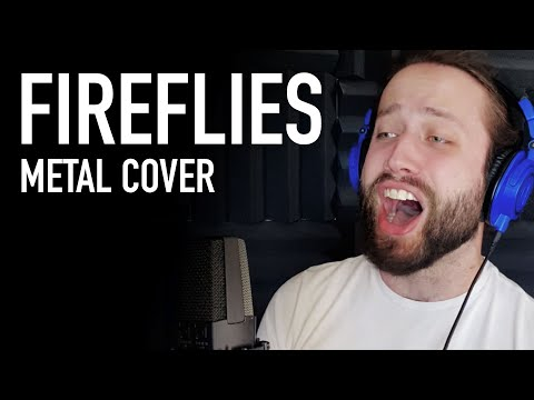 "Owl City  ""Fireflies"" Cover by Jonathan Young"