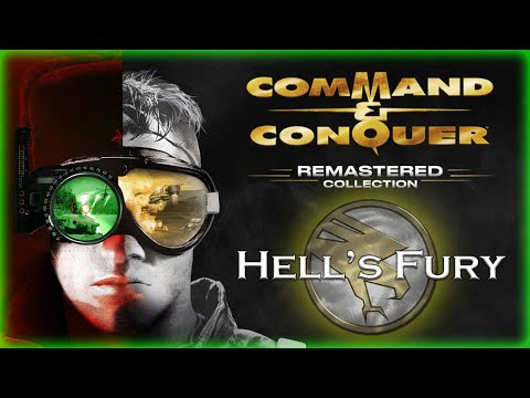 Command & Conquer: Remastered - Tiberian Dawn: Covert Operations - Hell's Fury Walkthrough