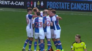Nonton Highlights  Blackburn Rovers 4 Rotherham United 2 Film Subtitle Indonesia Streaming Movie Download