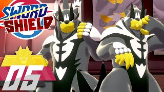 Pokémon Sword and Shield ISLE OF ARMOR - Episode 5 | Towers of Two Fists! by Munching Orange