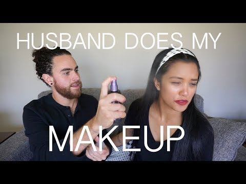Husband Does My Makeup - Us The Duo