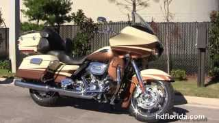 7. Used 2011 Harley Davidson CVO Road Glide Ultra Motorcycles for sale