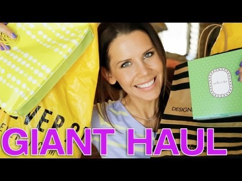 GIANT HAUL TIME | Jewelry - F21 - Clothing - Cosmetics