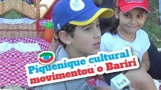 011 PIQUENIQUE NO BARIRI   24 07 17