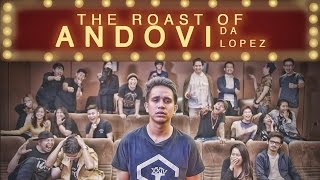Video THE ROAST OF ANDOVI DA LOPEZ | PENGHINAAN ANDOVI DA LOPEZ MP3, 3GP, MP4, WEBM, AVI, FLV Juni 2018