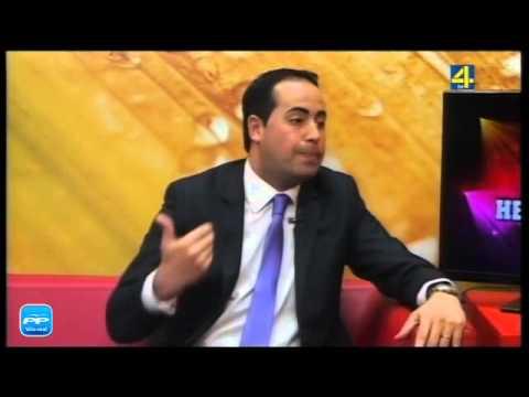 Héctor Folgado a TV4