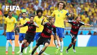 Video Matchday Live - 2014 Brazil v Germany MP3, 3GP, MP4, WEBM, AVI, FLV September 2018