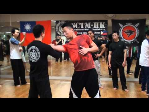 The Crossover of Systema & Silat Seminar in Taiwan