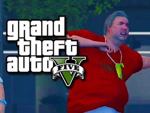 small - GTA 5 Next Gen Online Funny Moments Montage! Like the video if you enjoyed! Thanks! 5% Off Astro Gaming Headsets: http://bit.ly/10kbOC5 Deluxe's Channel: ...