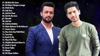 Video बेस्ट ऑफ आतिफ असलम - अरमान मलिक | नवीनतम बॉलीवुड गाने हिंदी गाने | इंडियन हिट्स गाने 2019 MP3, 3GP, MP4, WEBM, AVI, FLV Mei 2019