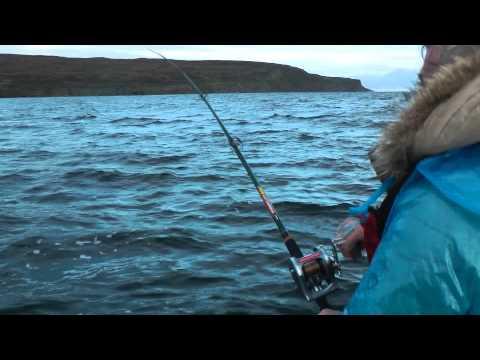 бухта рыболовной снасти