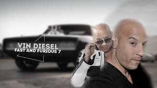 Nonton Vin Diesel Wallpaper (Fast and Furious 7) SpeedArt Film Subtitle Indonesia Streaming Movie Download
