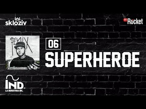 Letra Superhéroe Nicky Jam Ft J Balvin