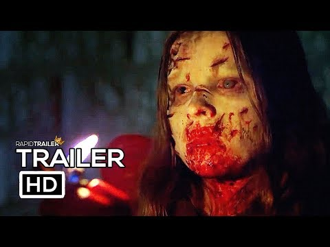 THE DARK Official Trailer (2018) Horror Movie HD