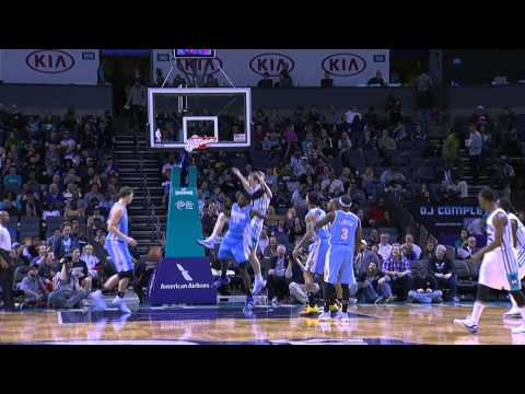 Video: Cody Zeller Puts the Manimal on a Poster
