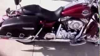 8. 2008 Harley Davidson Road King Classic FLHRC