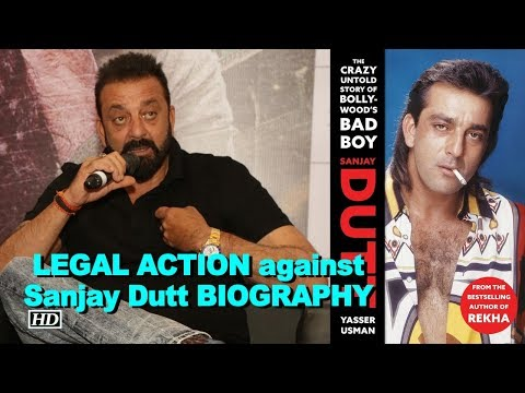 Sanjay Dutt to take LEGAL ACTION against his BIOGRAPHY