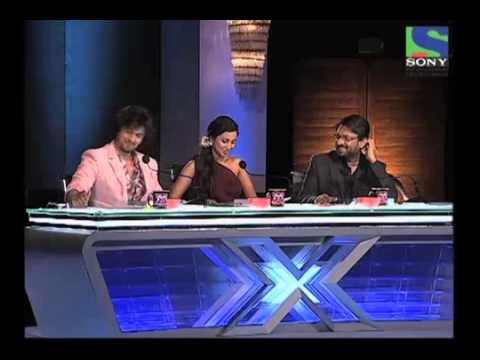 X Factor India - X Factor India - Episode 6 - 3rd Jun 3011 - Part 1 Of 4