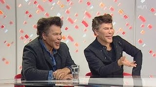 """Video """"Pourquoi vos visages ont changé à ce point?"""" Igor & Grichka Bogdanoff MP3, 3GP, MP4, WEBM, AVI, FLV Juni 2017"""