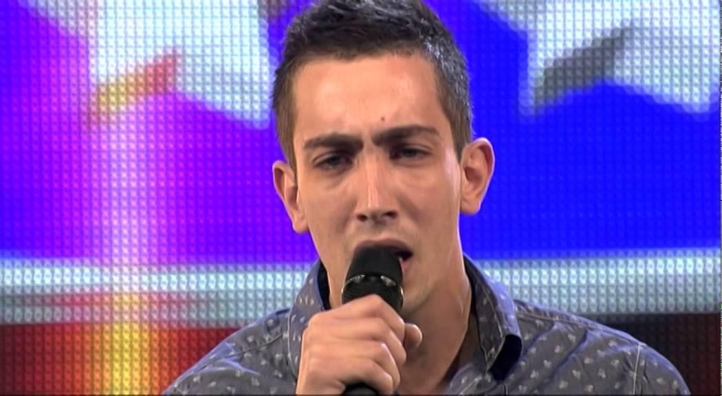 Radisa Vasiljevic – Sanjam te – Zvezde granda 2013-2014 – muški baraž