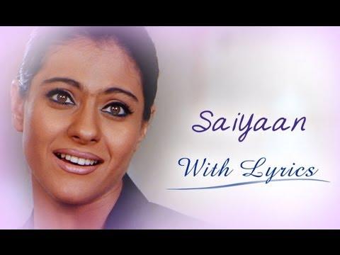 Video Saiyaan (Lyrical Song) | U Me Aur Hum | Ajay Devgn & Kajol download in MP3, 3GP, MP4, WEBM, AVI, FLV January 2017