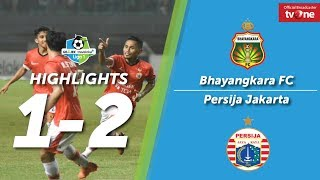 Video Bhayangkara FC vs Persija Jakarta: 1-2 All Goals & Highligts Liga 1 MP3, 3GP, MP4, WEBM, AVI, FLV November 2017