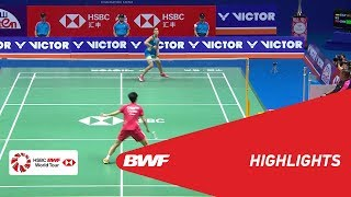 Video VICTOR CHINA OPEN 2018 | Badminton WS - F - Highlights | BWF 2018 MP3, 3GP, MP4, WEBM, AVI, FLV September 2018