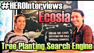 Ecosia is the Berlin-based search engine that plants trees.  Check out our popular related article: How to save the world one search result at a time & why I quit using Googlehttp://www.thehashtaghero.com/heroicphilosophies/2015/11/19/why-i-ditched-google-search-why-you-should-tooTo install Ecosia to your current browser: https://info.ecosia.org/#installMore Info on how Ecosia plants Trees: https://info.ecosia.org/whatTo do an Ecosia search: Ecosia.orgFollow The Adventures @TheHashtagHEROhttps://www.Facebook.com/TheHashtagHEROhttps://Twitter.com/TheHashtagHEROhttps://Instagram.com/TheHashtagHEROSubscribe our kickass mailing list to receive updates on Events, Hangouts, News and all things super!http://www.TheHashtagHERO.com/events