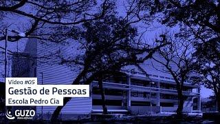 Vídeo #05 - Palestra Gestão de Pessoas - Escola Pedro Cia - Educação