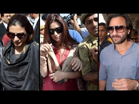 Fresh Charges Of Poaching Against Salman, Saif, Ta