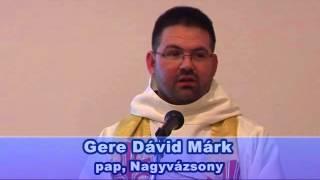 Adventi Ünnepség Nagyvázsonyban 2015