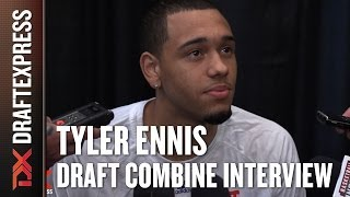Tyler Ennis Draft Combine Interview