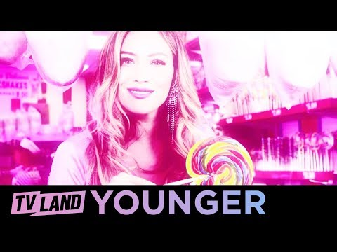 Younger Exclusive: Candy Shop (Season 5) | TV Land
