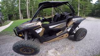 9. RZR 1000 XP LE Review