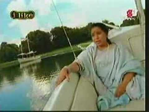Aisha bhosnle Do lafzo ki amor mio hindi song The great Gambler song