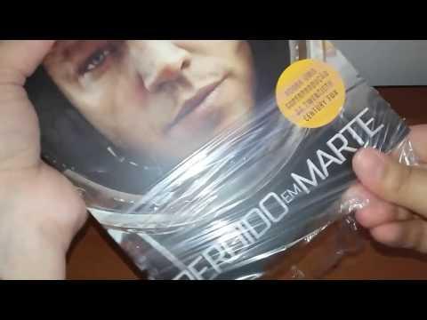 Review - Livro Perdido em Marte