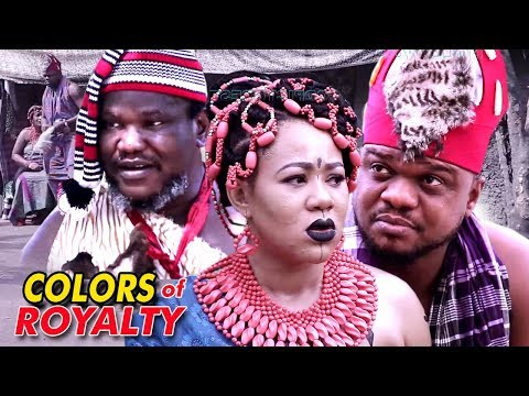 Colors Of Royalty Season 1&2 - Chinenye Ubah/ Ugezu J Ugezu  2019 Latest Nigerian Movie