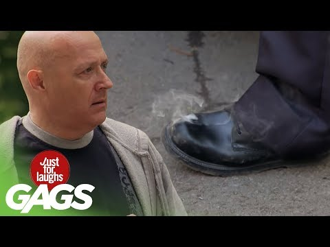 Best of Just For Laughs Gags – Best Police Pranks