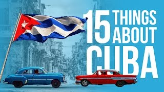 15 Things You Didn't Know About Cuba SUBSCRIBE to ALUX: https://goo.gl/KPRQT8 In this Alux.com video we'll try to answer...