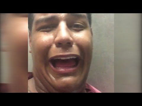 Football Players Stuck in Elevator for Hours Make Up Rap Song To Pass Time
