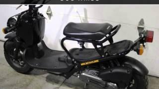 6. 2008 Honda Ruckus  Used Motorcycles - Blaine,Minnesota