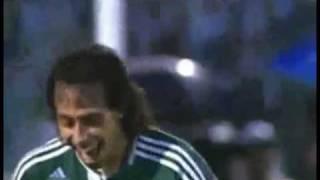Gol do Valdívia narrado por José Silvério - Palmeiras 2 x 0 São Paulo no Jogo de volta da semifinal do paulistão 2008.