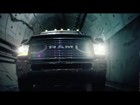 "2018 & 2017 RAM TRUCKS ""Tunnel"" Commercial - Los Angeles, Cerritos, Downey CA - NEW - 1500, 2500, & 3500"