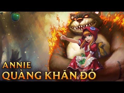 Annie Quàng Khăn Đỏ