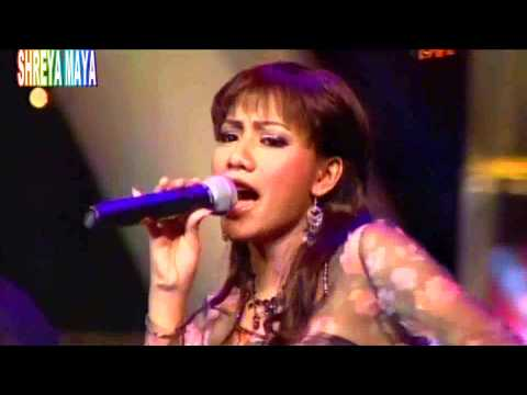 SHREYA MAYA feat RHOMA IRAMA  Tergila Gila